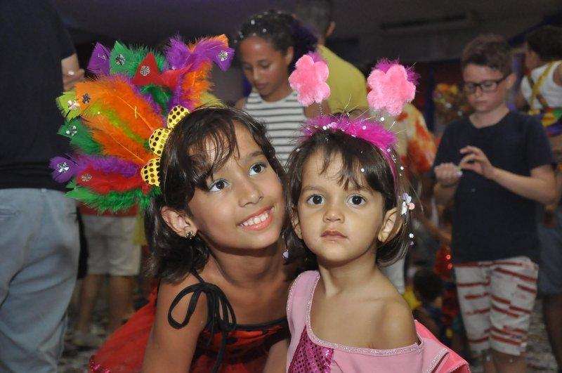 Matinê infantil AABB Recife!