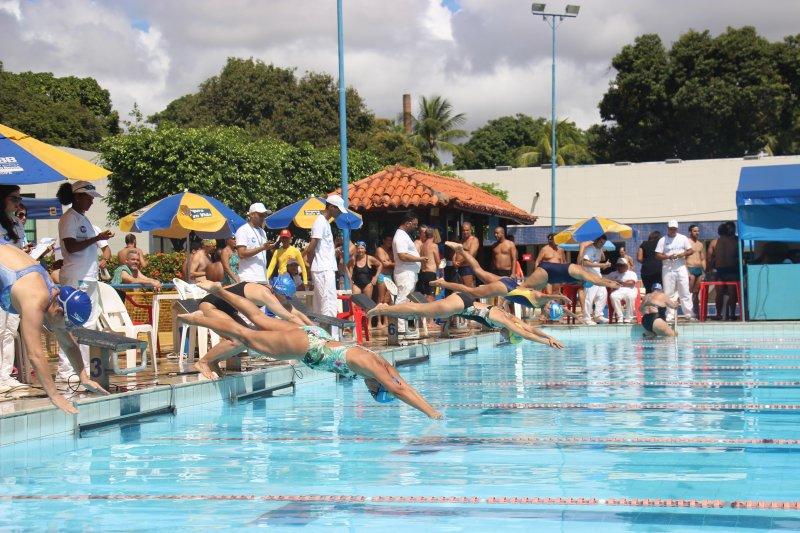 Natação Master - XVII Campeonato Pernambucano!