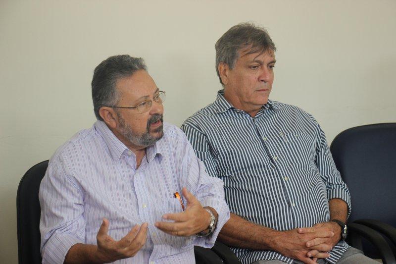 Visita do Superintendente do Banco do Brasil!