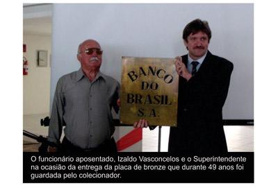 Centenário do BB em Pernambuco