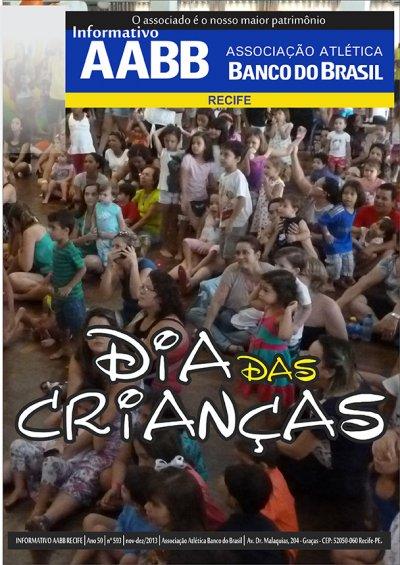 Informativo AABB Recife | Ano 50 | N° 593 | Nov-Dez/2013
