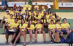 Natação - AABB brilha em Aracaju/SE III Troféu Walter Figueiredo Silva