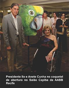Exposição - Exposição Anete Cunha
