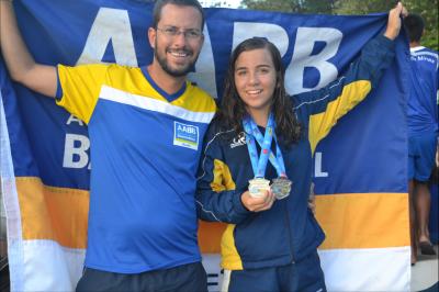 Destaque da AABB – Luiza Marinho é Seleção
