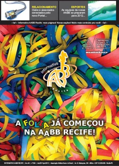 Informativo AABB Recife: dez-2011 / jan-2012