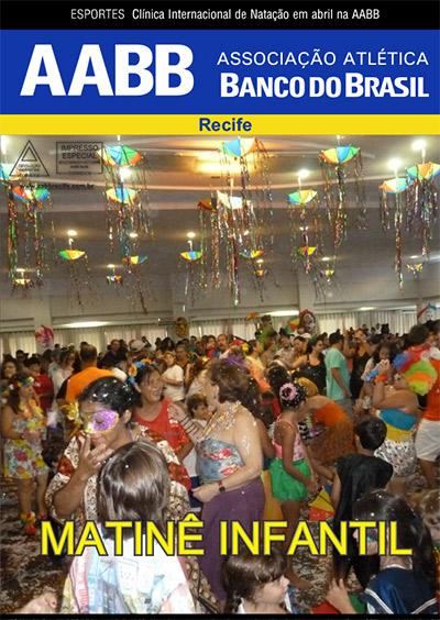 Informativo AABB Recife | Ano 50 | N° 589 | Fevereiro/2013