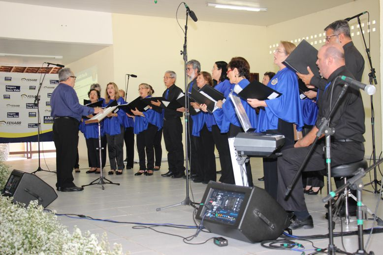 Coral Canto Livre da AABB Recife!