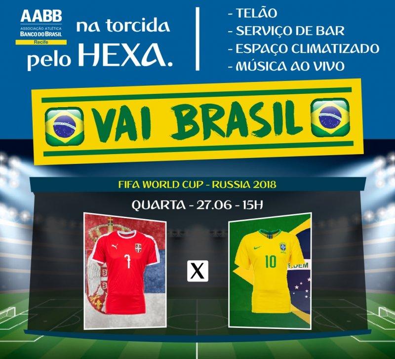 Brasil X Servia!