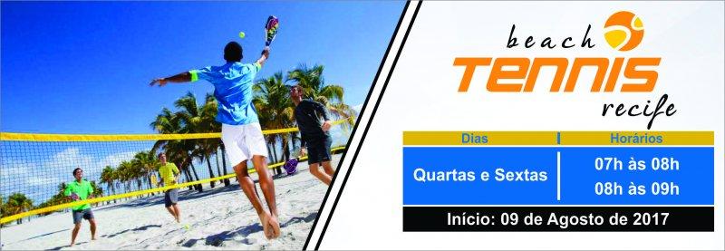 Beach Tennis!