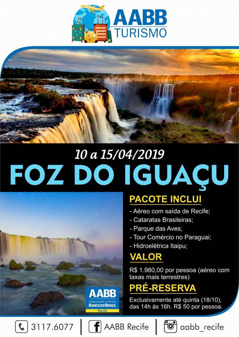 Foz do Iguaçu!