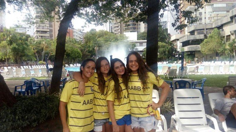 ATLETA DA AABB RECIFE VENCE 1ª ETAPA DA COPA BRASIL DE ÁGUAS ABERTAS!