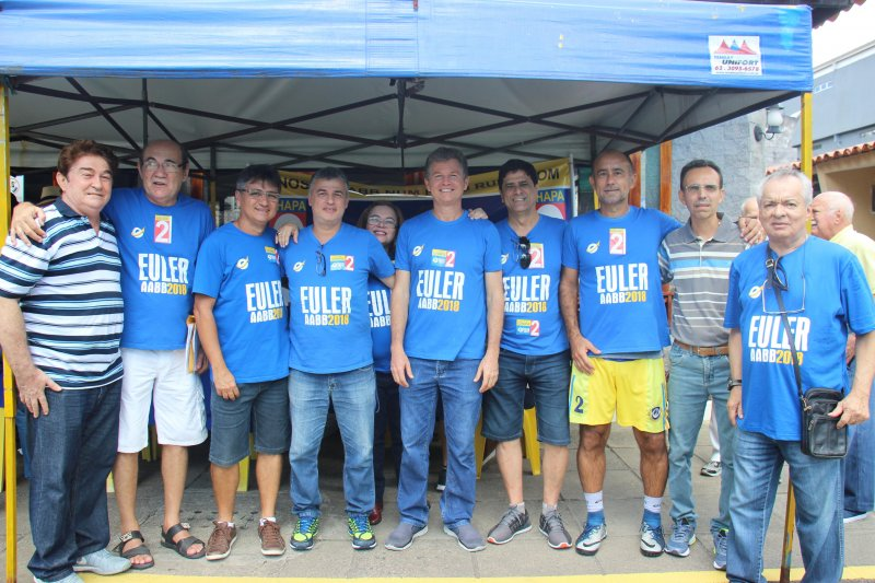 AABB Recife tem novo presidente:  Euler Araújo é eleito e administrará o Clube no próximo triênio!