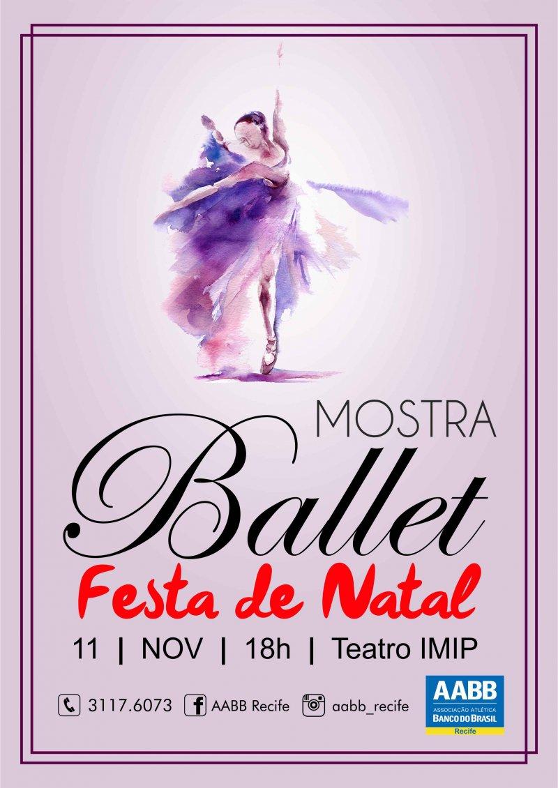 Mostra de Ballet!