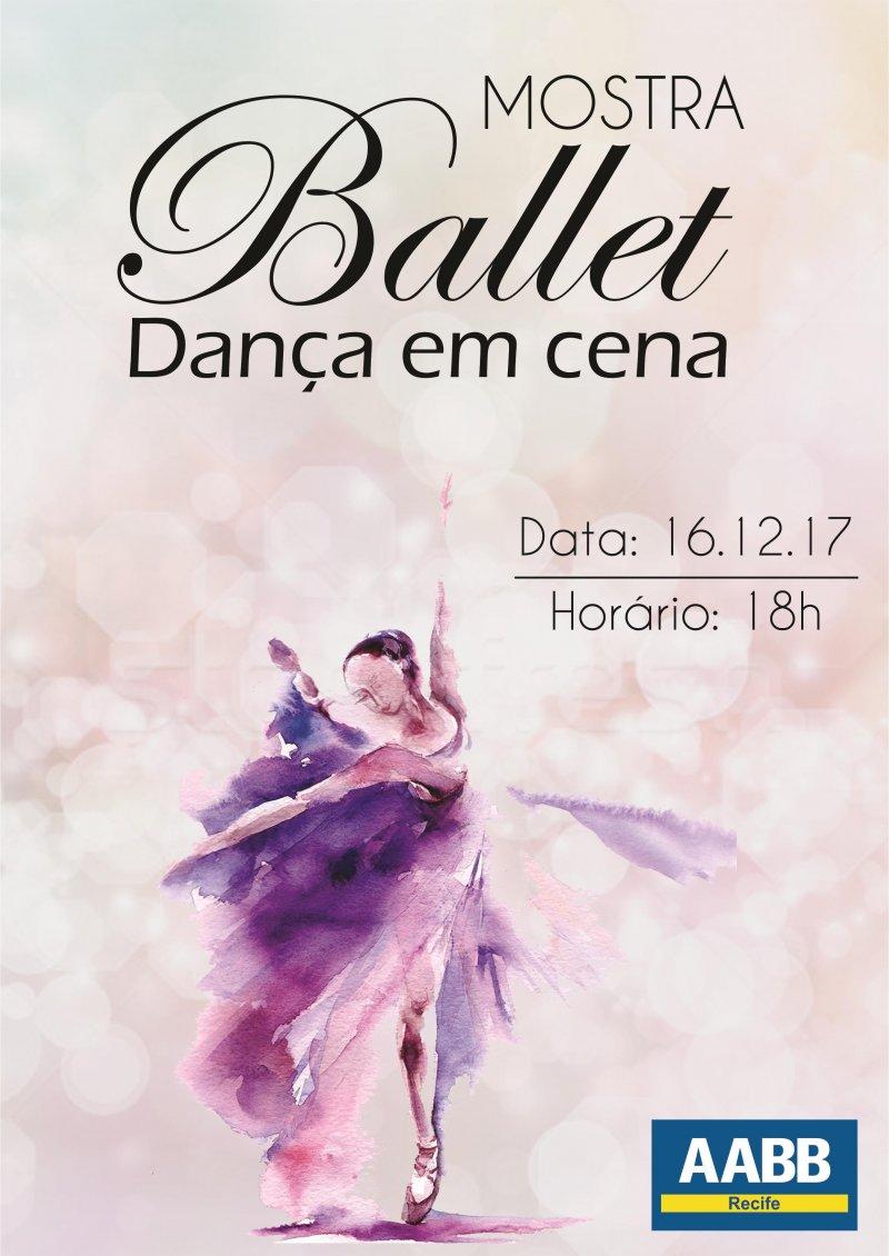 Mostra Ballet Dança em Cena!