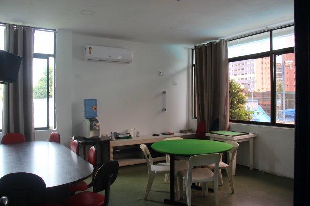 Sala Milton Percivo Rios Cunha (Sala dos Aposentados)